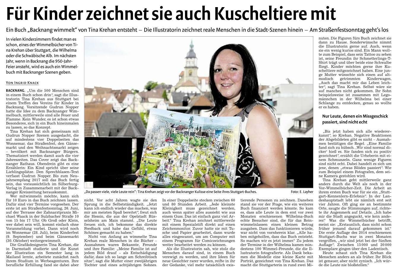 Backnanger Wimmelbuch