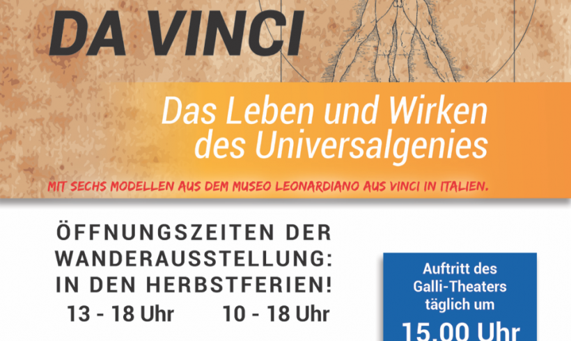 Kinder UniPlus – Leonardo Da Vinci