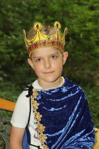 Einmal Prinzessin Prinz Portrait